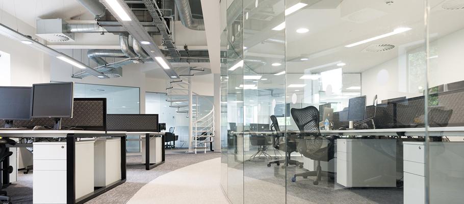 EKM office inside