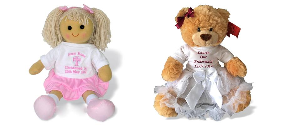 Personalised bears by personalisedbears.net