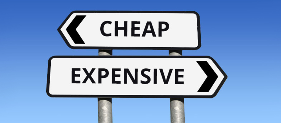 Think carefully about your pricing strategy