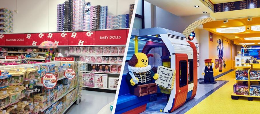 toys R us vs Lego 1