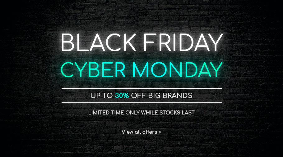 black friday ecommerce guide - website banner