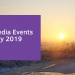 Social Media Events in January 2019