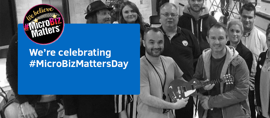 We're celebrating #MicroBizMattersDay