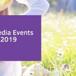 Social Media Events in March 2019