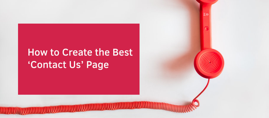 best contact us page - header