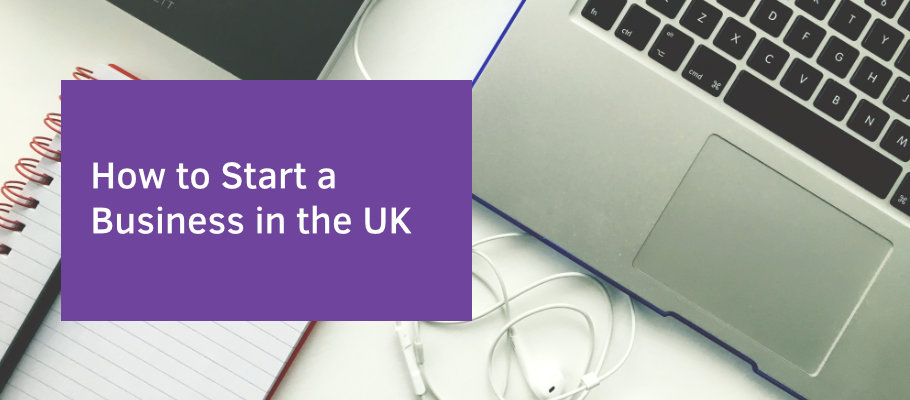 how to start a business uk - header