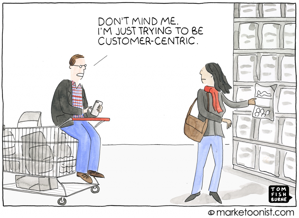 why is customer intelligence important - Customer Centric