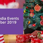 Social Media Events in December 2019