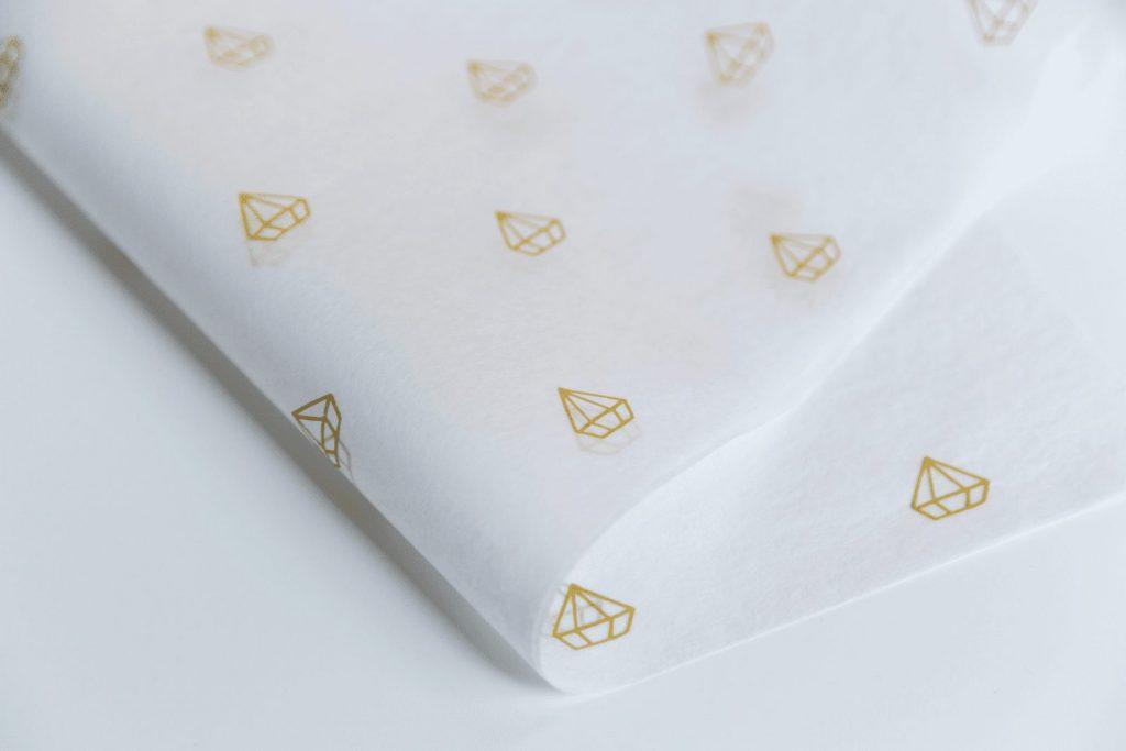 branded paper - packaging