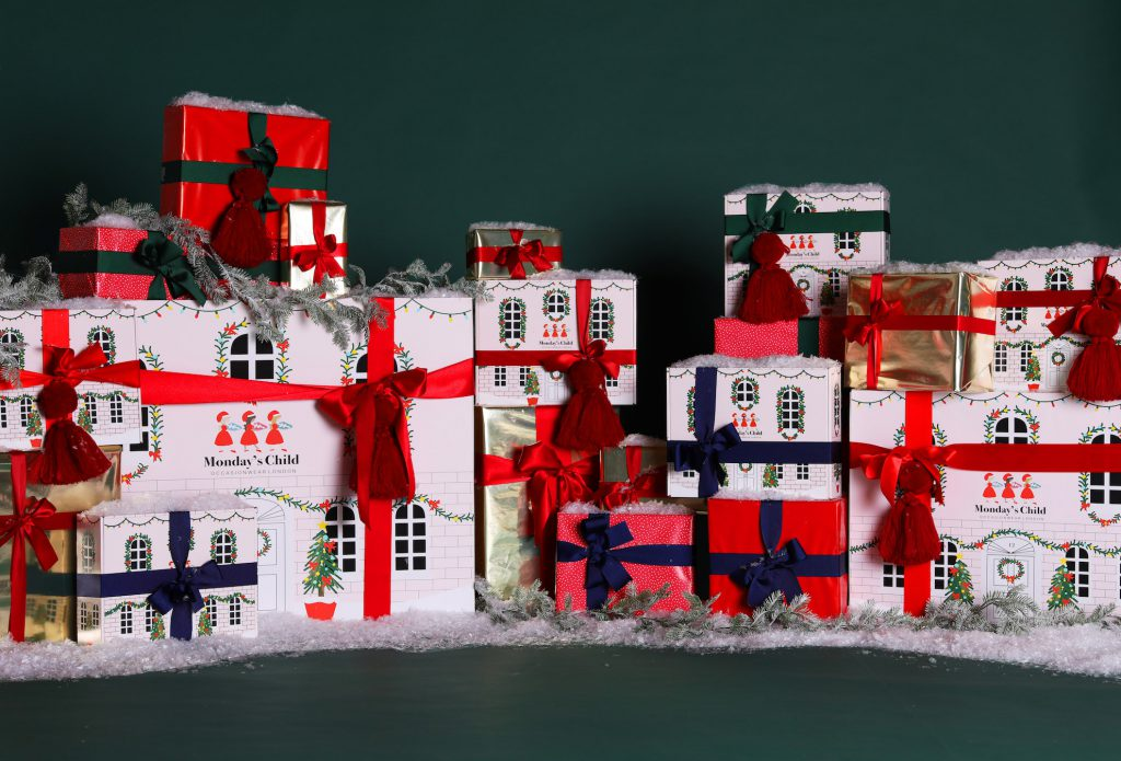 christmas gifts - packaging