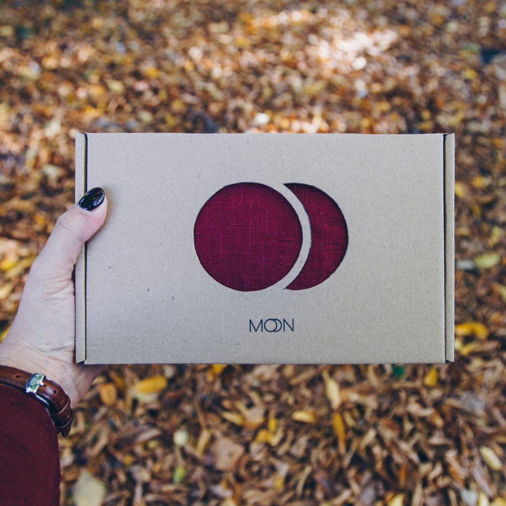 moon box packaging