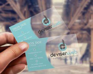 transparent--card