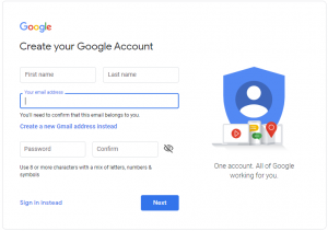 set-up-google-account