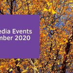 Social Media events in September 2020