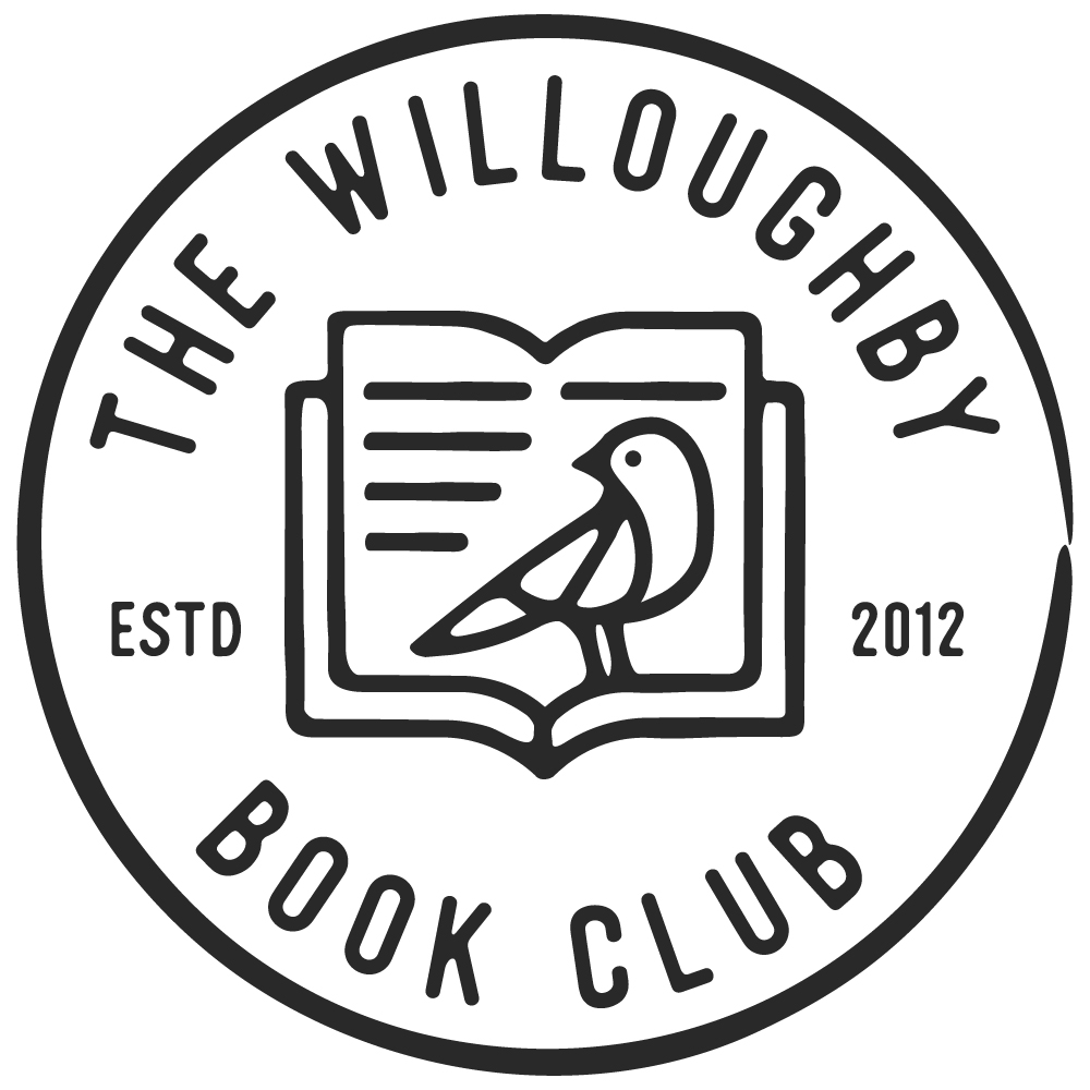 Willoughby Book Club logo