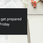 9 ways to get prepared for Black Friday