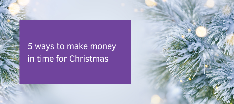 5-way-to-make-money-before-christmas