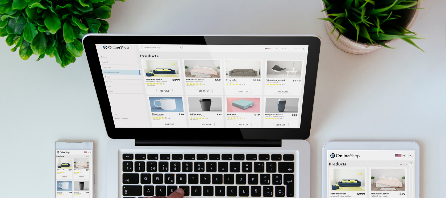 the associated costs with setting up an ecommerce website - banner