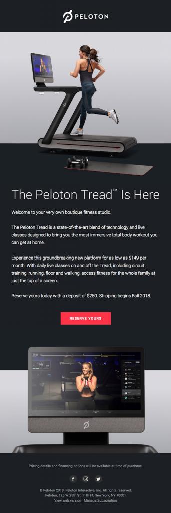 pelaton_email_example