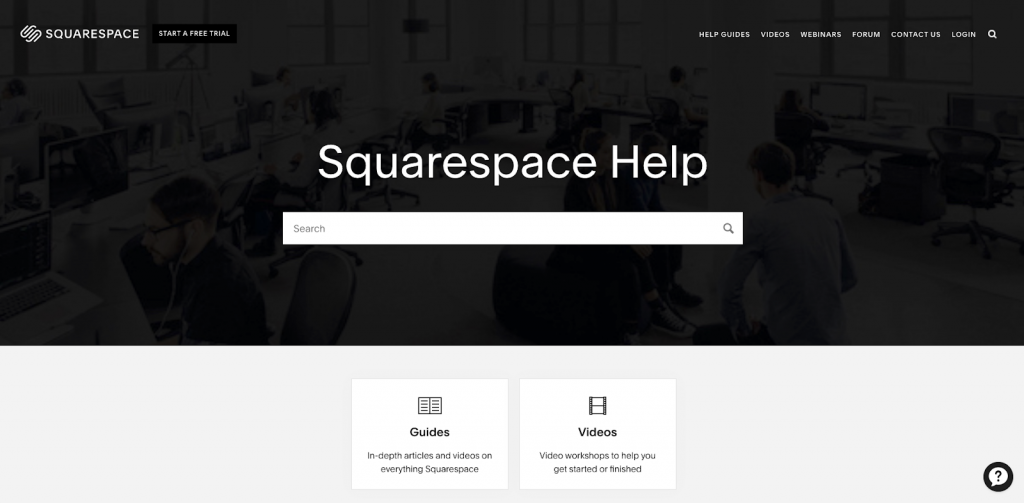 squarespace-support