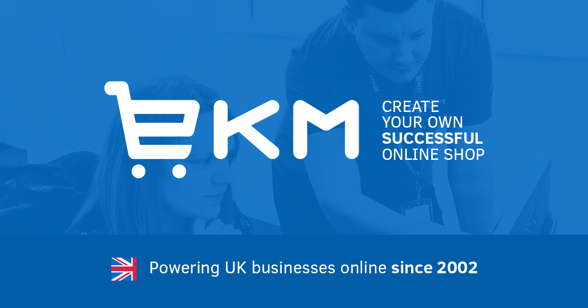 ecommerce websites uk create a successful online shop with ekm