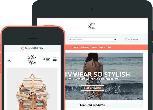 eCommerce websites from EKM