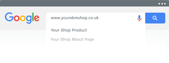 ekmPowershop.com is packed with marketing tools so your shop attracts new customers and keeps them coming back for more