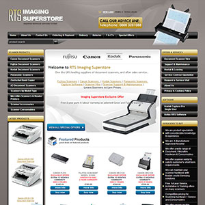 eCommerce website design - nreilly