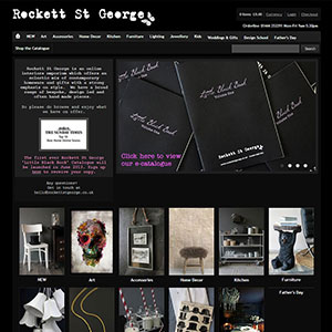 eCommerce website design - rockettstgeor2