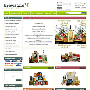 eCommerce website design - shirleyeasson