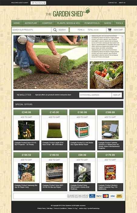 ekmpowershop ecommerce templates